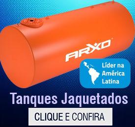 Banner lateral tanque jaquetado